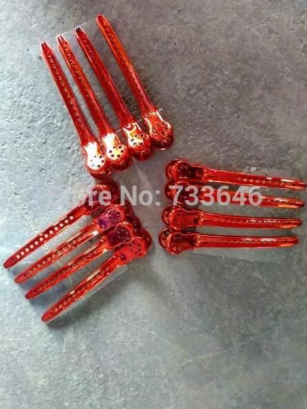 New Metal Hair Clips Salon Pins Grips Hairpins styling tools