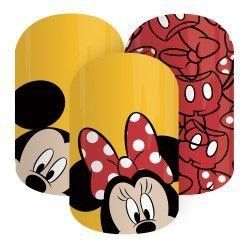Jamberry Nails Disney Ear to Ear