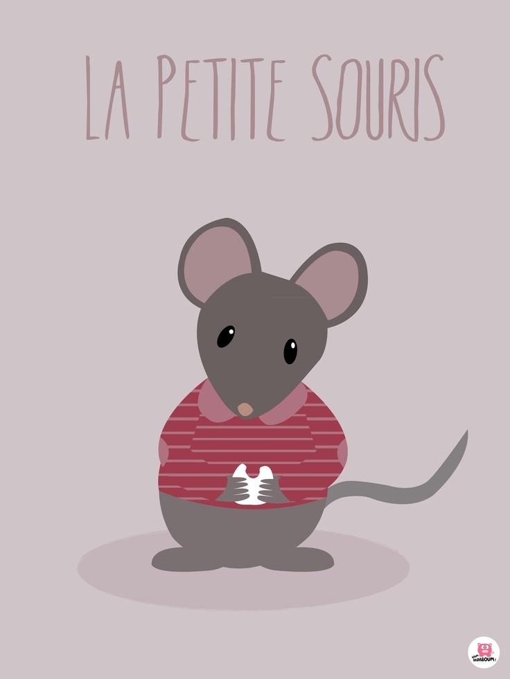 Les 25 meilleures id es de la cat gorie petite souris sur pinterest la petite souris oreiller - Dessin petite souris ...