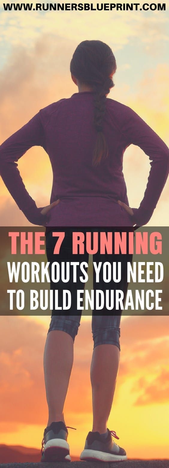 If you're serious about running your best (while avoiding the classic training rut trap), you need to opt for a well-rounded running program. That means doing a variety of running workouts of different speeds, distances, and intensities. http://www.runnersblueprint.com/the-7-running-workouts-you-need-to-build-strength-and-endurance/