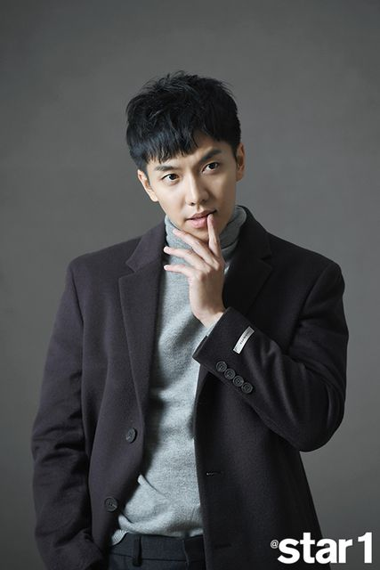 """He's back! *cheers* Lee Seung Gi gave an interview and pictorial to the December issue of @Star1 where he talks about why he took the role in """"A Korean Odyssey"""" (It looked fun!) a…"""