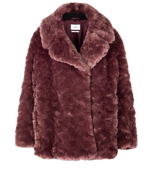 Becky Faux Fur Jacket