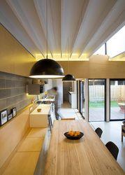Dining Area White Street House, North Fremantle Philip Stejskal Architecture