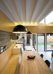 Dining Area White Street House, North Fremantle Philip Stejskal Architecture