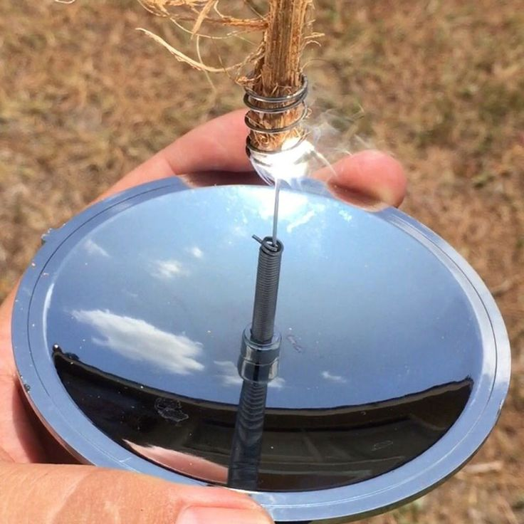 Hot Sale Survival Solar Fire Starter for Outdoor Camping gas stove Solar Lighter Emergency Tool Gear Camping