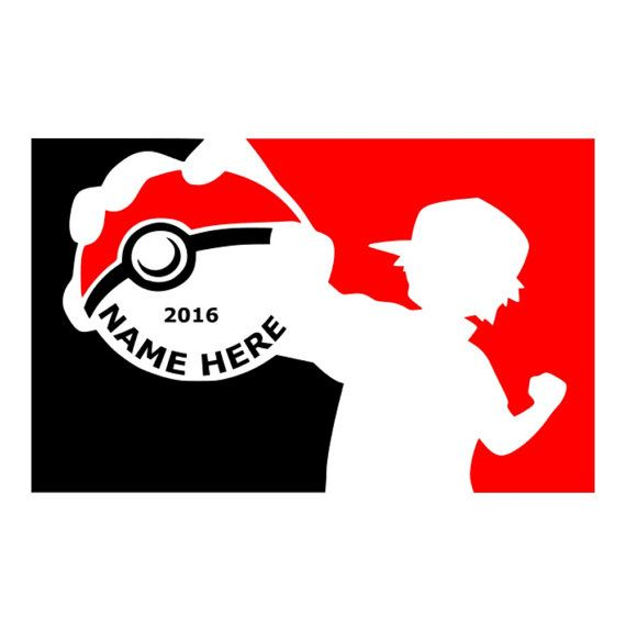 Svg Ash With Pokeball Dxf Pokeball Pokemon