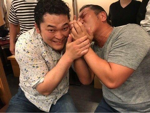 Don Fujii and yano toru