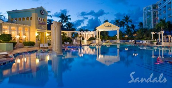 The top caribbean all inclusive resorts for couples in the for Best all inclusive resorts for adults
