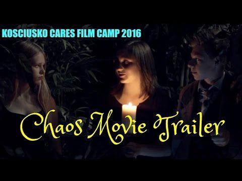 KOSCIUSKO CARES   Chaos Movie Trailer   by Wakelyn Hudson,Ian Peloza,Brianna Guilliam   Film Camp - YouTube