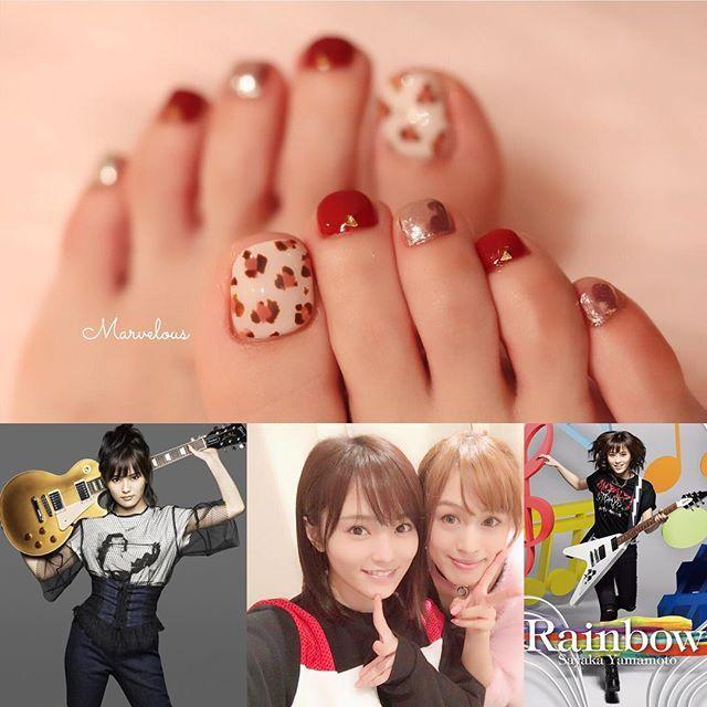 山本 彩(さやか)ちゃん💓 待望のソロデビューAlbum「Rainbow」が今週発売になったよ‼︎ 来週から初のソロ LIVEツアーもスタート♪♪ みんな応援してね‼︎ #NMB48 #AKB48 #山本彩 #さや姉 #ソロ #Rainbow 🙄💭上のLeslie Keeが撮ったアー写Katie似合ってて彩ちゃんカッコよくて超好き🙊💗アルバムさや姉がたくさん作詞作曲しててサウンドプロデュースは天才 亀田誠治!買うしか!!!