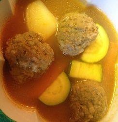 How to Make Albondigas Soup (Caldo De Albondigas) - Snapguide