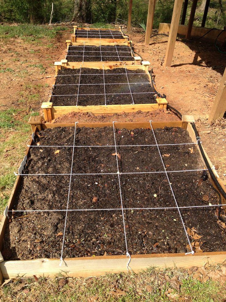 Raised Bed Garden Design: 65 Best Irrigacion De Jardines Y Zona Verde Images On