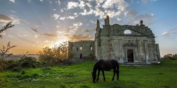 Monterano: alla scoperta del suggestivo borgo fantasma (FOTO e VIDEO)