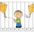 Freebie- Letter of the Week- Kk is for Kite 1-10 Puzzle.  It is a preview of packs to come soon!  Please rate my product and follow me to receive u...