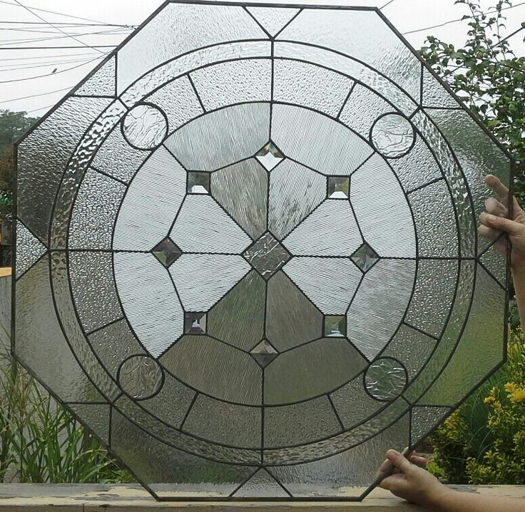 9 best Octagon Glass images on Pinterest | Stained glass ...