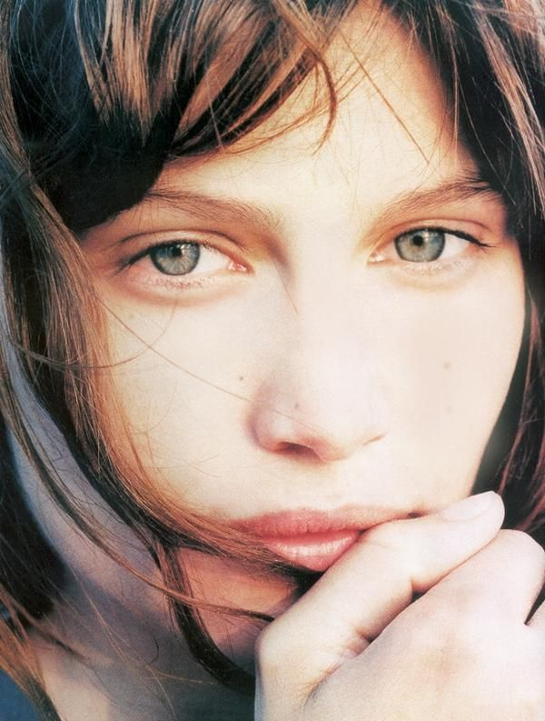 Laetitia Casta - paleness is so beautiful. I don't care what people say.