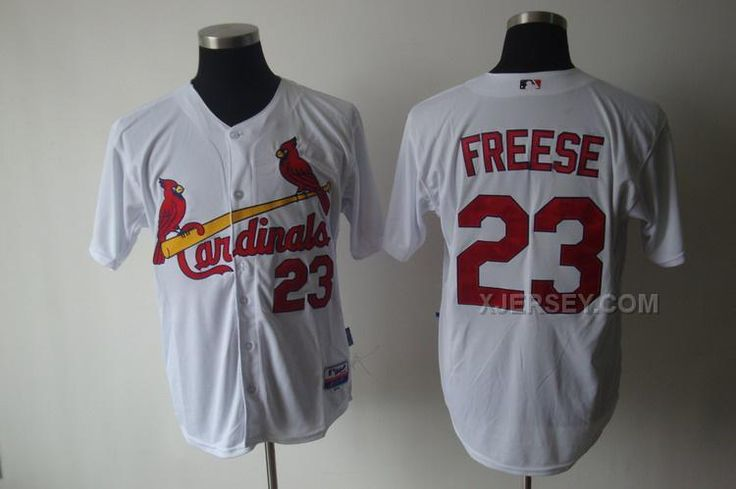 http://www.xjersey.com/cardinals-23-freese-white-jerseys.html CARDINALS 23 FREESE WHITE JERSEYS Only $34.00 , Free Shipping!