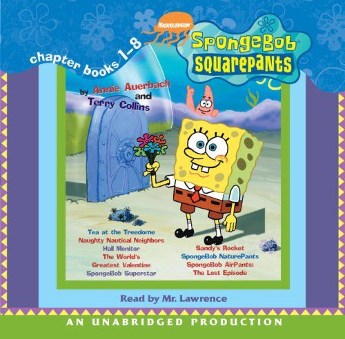 Spongebob Coll 1-8 (Lib)(CD) @ niftywarehouse.com #NiftyWarehouse #Spongebob #SpongebobSquarepants #Cartoon #TV #Show