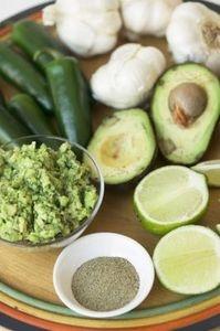 Garlic Avocado Salad Dressing
