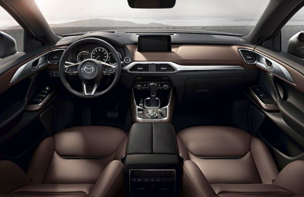 2019 Mazda Cx 5 Signature Interior In 2020 Mazda Cx 9 Mazda Mazda Cx5