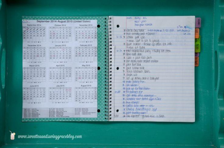 How I Organize My Brain   Giveaway