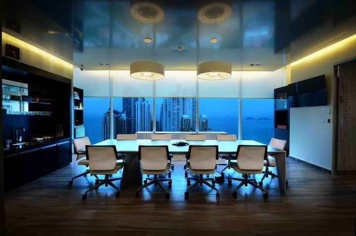 Офис и выставочный зал Faconnable в городе Панама, Центральная Америка