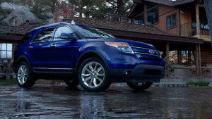 2015 Ford Explorer sport trac