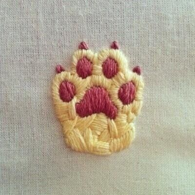 Could adapt for a UK paw...