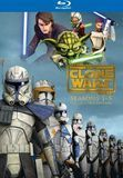 Star Wars: The Clone Wars - The Complete Seasons 1-5 [Collector's Edition] [15 Discs] [Blu-ray], 21213489