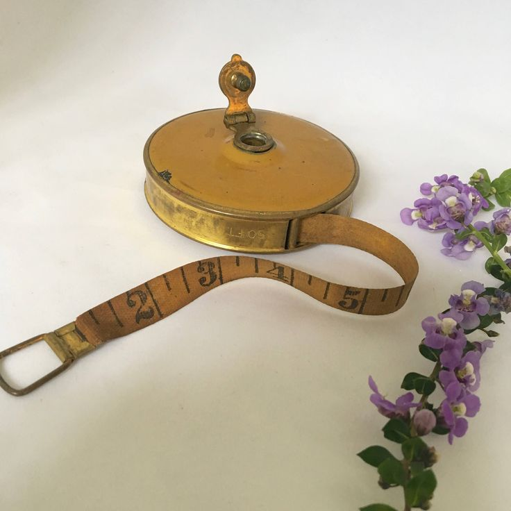 Vintage Lufkin 50 ft tape measure~ cloth measuring tape~vintage industrial tools and props~from MilkweedVintageHome by MilkweedVintageHome on Etsy