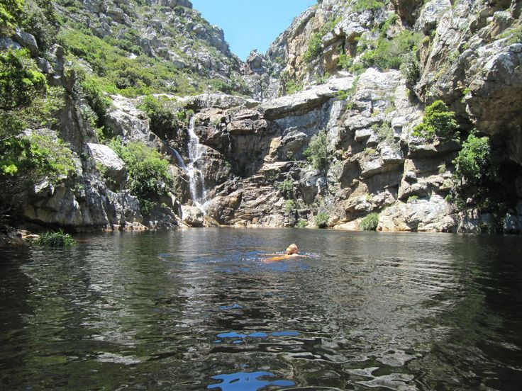 Crystal Pools hike, South Africa. Can not wait to do this one!