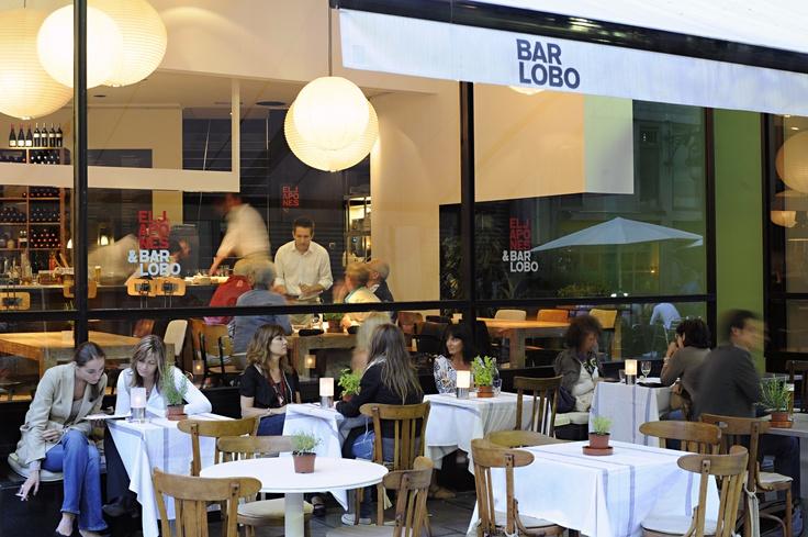 Bar Lobo Grupo Tragaluz Barcelona @olga planas  ) #barlobo #grupotragaluz #barcelona #sandratarruellainteriorista