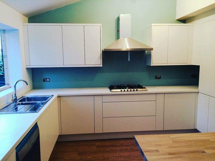 Modern but simple kitchen design