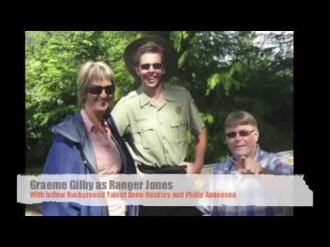 Graeme Gilby - Testimonial www.backgroundtalent.co.nz