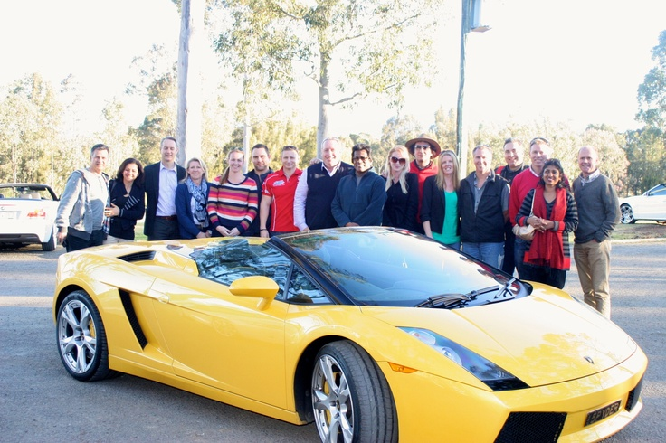Great incentive reward - self driving luxury cars to Tower Lodge in the Hunter Valley