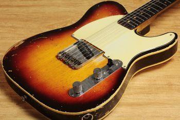 Fender 【中古】 1959年製 Custom Esquire Sunburst【S/N 37737】【渋谷店】(中古・ヴィンテージ)ITM0845730【Jギター楽器詳細|Fender】