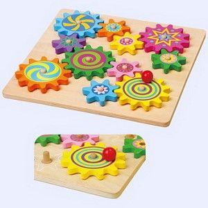 Tandwielen puzzel.