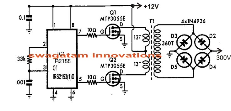 irs2153+inverter+circuit.png (873×421)