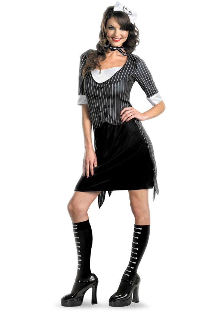 Jack Skellington Sexy Costume - Halloween Costumes at Escapade™ UK - Escapade Fancy Dress on Twitter: @Escapade_UK