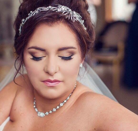 7 best Bridal party Makeup images on Pinterest | Bridal parties ...