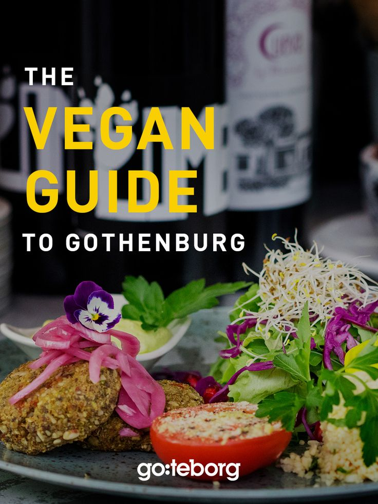 A guide to vegan favourites in Gothenburg, Sweden. | goteborg.com | Photo: Frida Winter