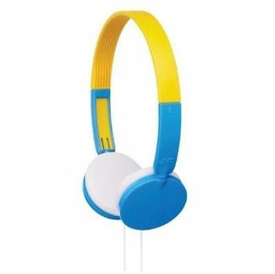 JVC Kids 3+ Tiny Phones Headphones Blue Volume Limiting Hearing Protection