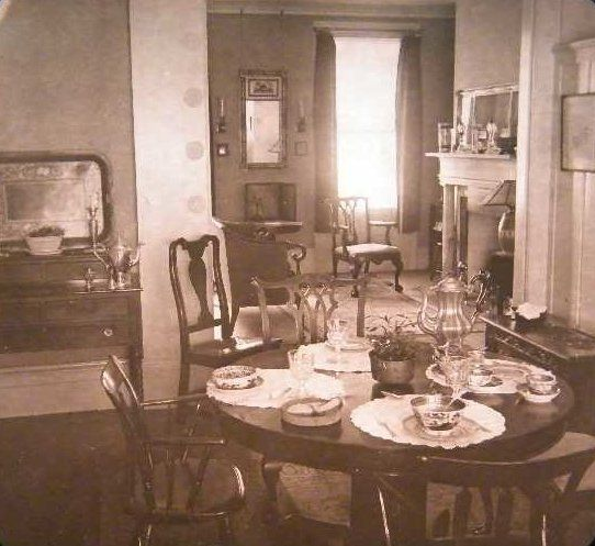 Brooklyn Interior, 1920s.