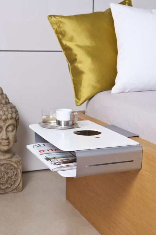 die 25 besten nachttisch zum einh ngen ideen auf. Black Bedroom Furniture Sets. Home Design Ideas
