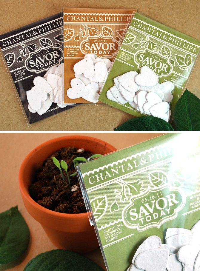 Evergreen Memories offers creative, earth-friendly wedding favors, gifts for corporate events, Earth day celebrations and all family occasions.