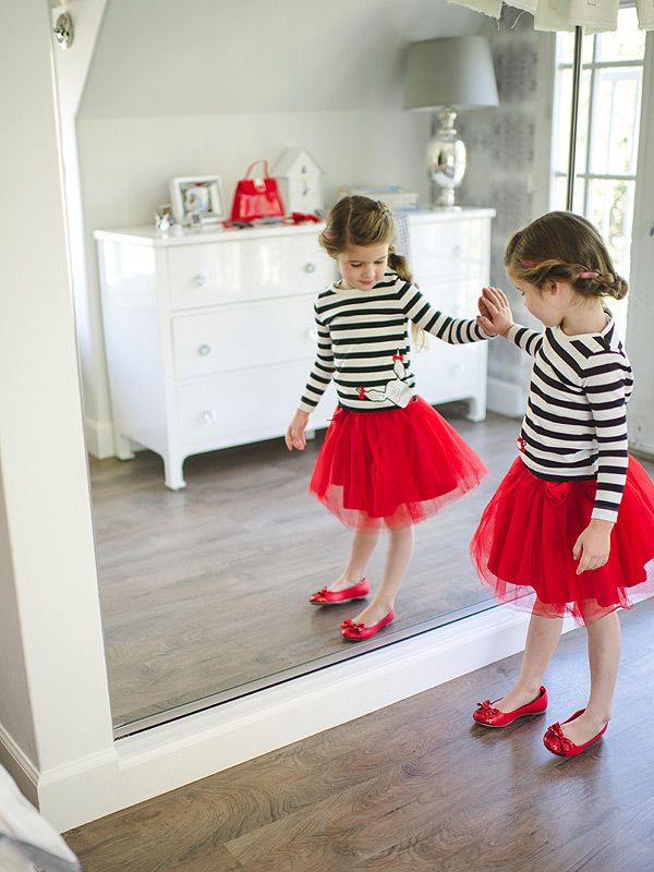 Tiffani Thiessen daughter Harper Olivia Gymboree