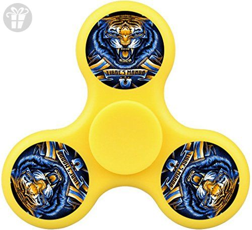 Lost 7er Tigres UANL 2017 Tri-Hands Fidget Spinner Toy Minimize Stress Helps Focus,Perfect for ADHD E ADD,Fashion Design and Images - Fidget spinner (*Amazon Partner-Link)