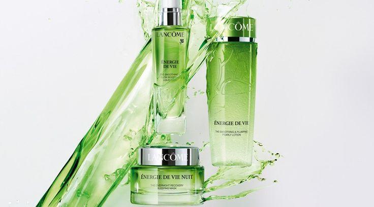 Beautynieuws: Lancôme Energie de Vie, skincare voor de vermoeide mamahuid