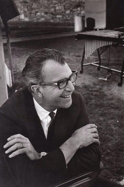 Dave Brubeck at the Newport Jazz Festival 1963