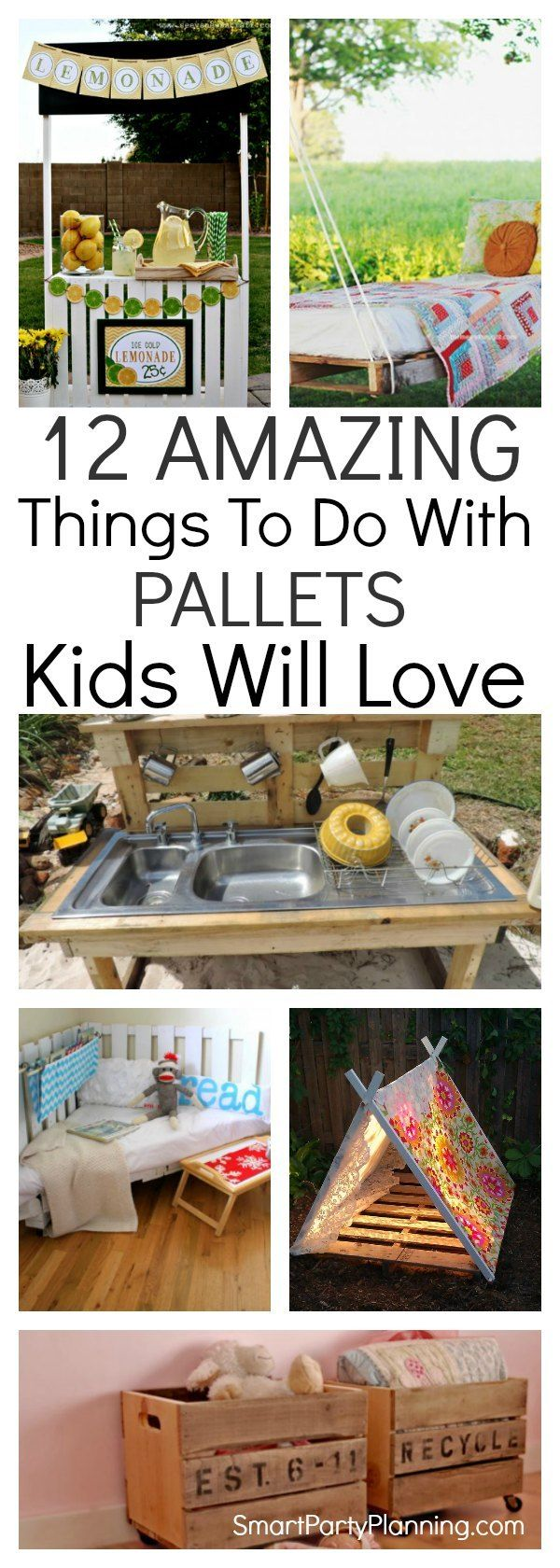 4497 best adventures in parenting group board images on for Things to do with pallets